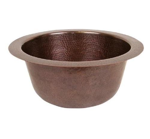 Single Bowl Copper Kitchen Sink