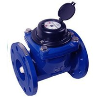 Water Meter Flanged End