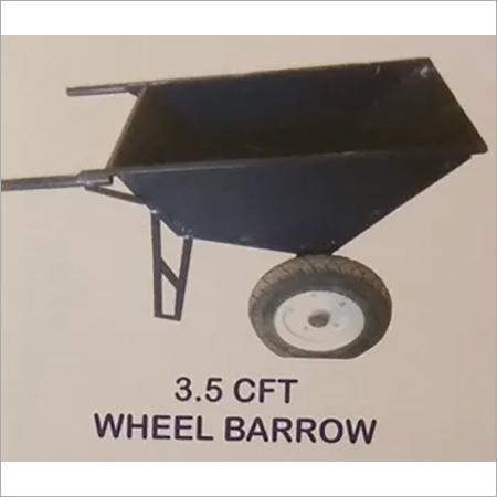 Wheel Barrow - 3.5 CFT