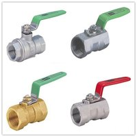 Forged Brass SS Ball Valve