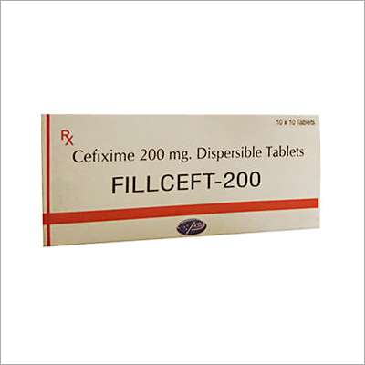 Fillceft Tablets 200 mg
