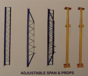 Adjustable Span & Props