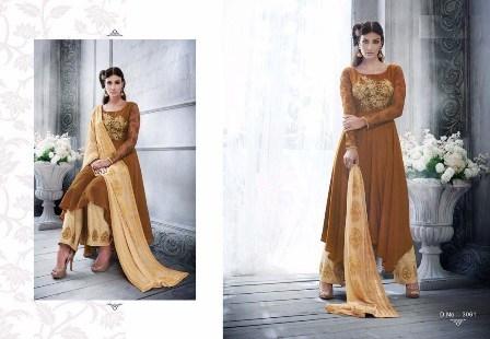 Plazzo Type Salwar Suit