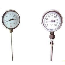 Baumer Pressure & Temperature Guages