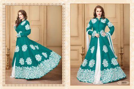 Designercut Anarkali Suit