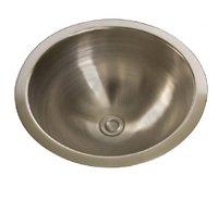 Round Copper Kitchen Sink
