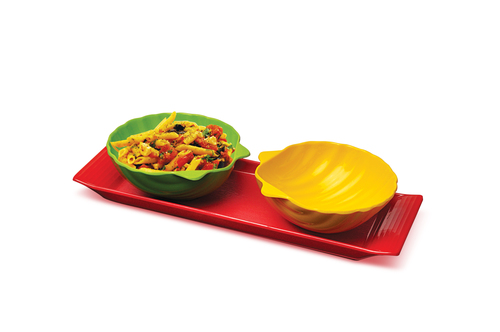 Shell Snack Set