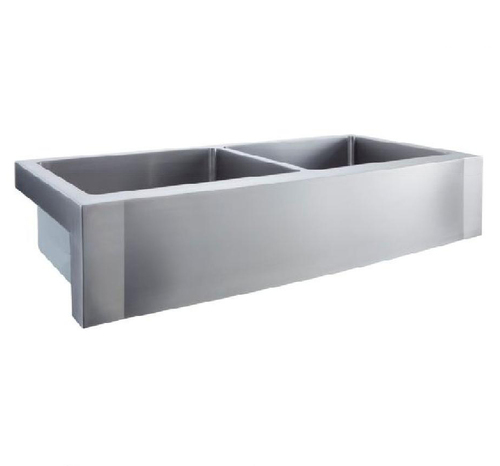 Double Bowl Steel Kitchen Sink