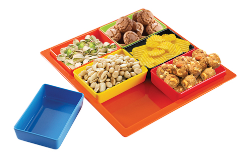 Multimo Snack Set 7 Pcs