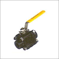 Forged Steel Ball Valves - SE-SW
