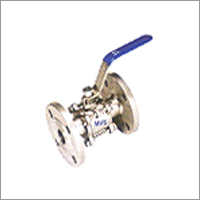 CS-SS Ball Valves - Flanged