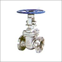 Cast Steel Gate Valves-Flanged