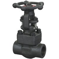 Forged Steel Gate Valves - SE-SW