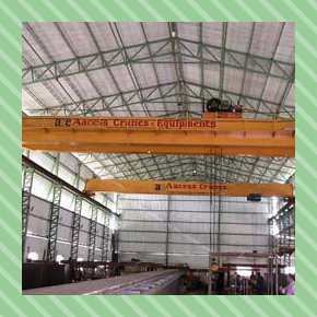 Single Girder EOT Cranes in Kerala