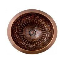 Antique Copper Kitchen Sink