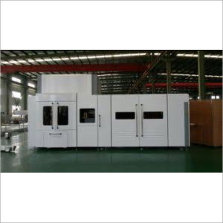 Rotary Combi PET Blowing And Filling Machine