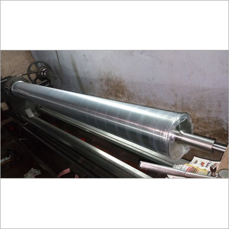 Stainless Steel Guided Roll