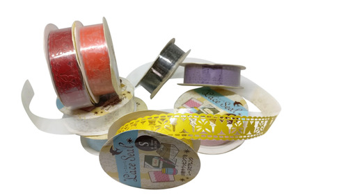 Decorative Adhesive Tapes