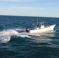 25ft Panga Boat Fishing Boat
