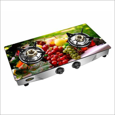 Crystal Dig Double Burner Stove