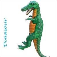 Dinasour Shape Fibre Figure