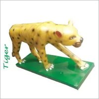 TIger Shape Fibre Figure
