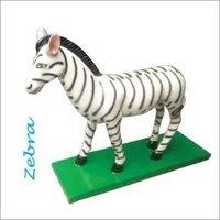 Fibre Animal Shape Figures