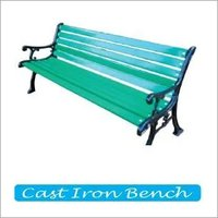 Jo Jo Standard Cast Iron Bench