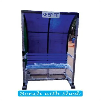 bench wid sheds