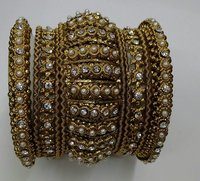 Designed Brass Bangles