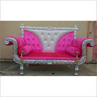 Pink Wedding Chair