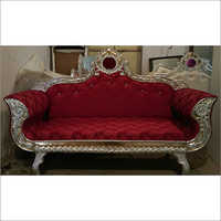 Red VIP Couch Wedding Chair