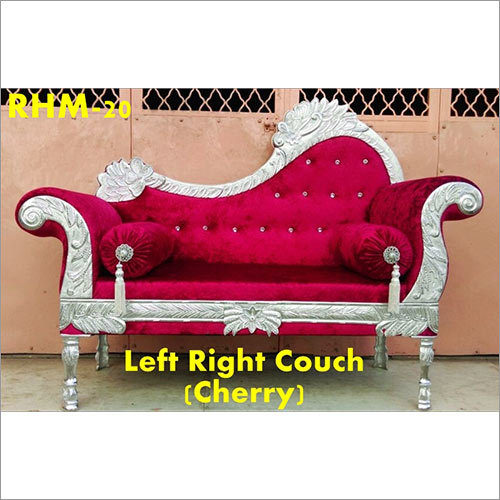 Left Right Couch Wedding Chair