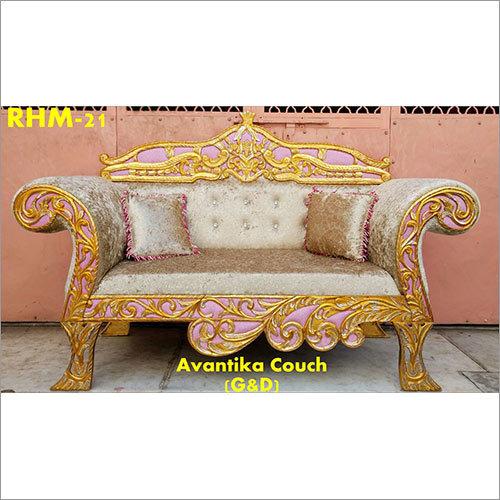 Avantika Couch Wedding Chair