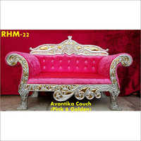 Avantika Couch Wedding Chair