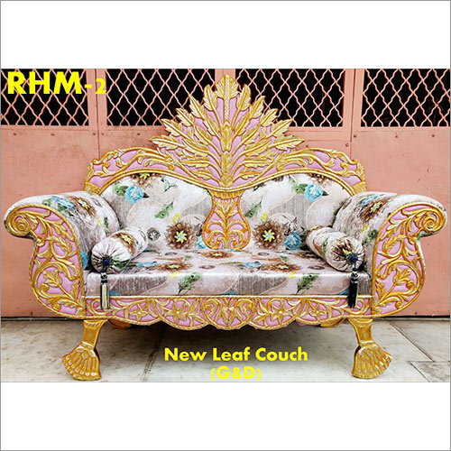 New Leaf Couch Wedding Chair