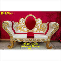 Regal Couch Wedding Chair