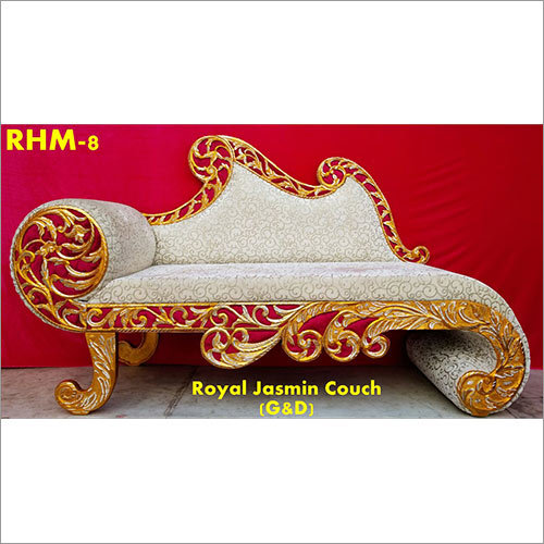 Royal Jasmin Couch Wedding Chair