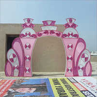 Designer Wedding Gate