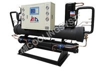 Single Compressor Water Cooled Screw Chiller
