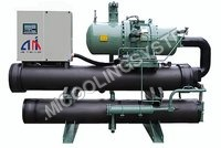 Industrial Scroll Water Chiller