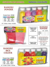 Rangoli Colours