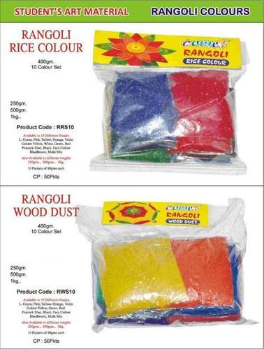 Rangoli Colours
