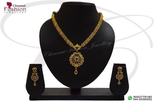 Cz Woman Necklace