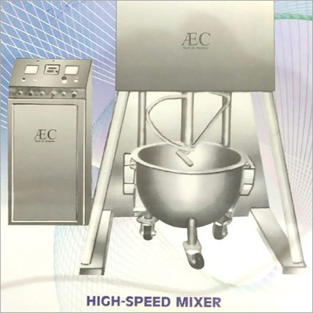 High Speed Mixer ( Model-B50)