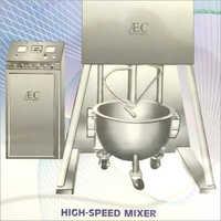 High Speed Mixer ( Model-B50)