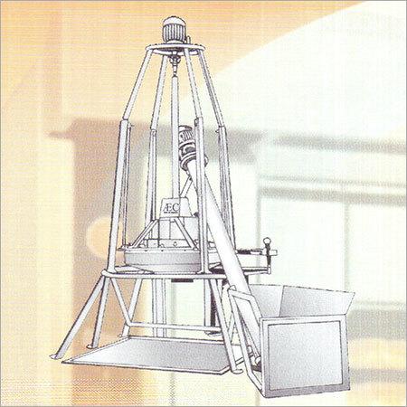Flour Sifter Cum Elevator