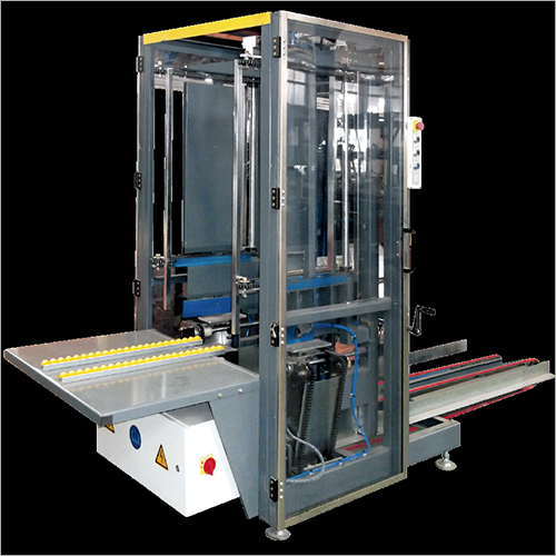 High Speed Tray Stacking Machine
