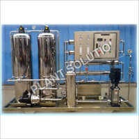 SS Mineral Water Plant