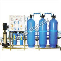 Drinking Water Plant